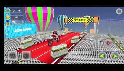 Bike Race Bike Stunt Games   New Bike Games 2020 Android Gameplay