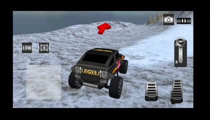 4x4 Off-Road Driving Simulator - Mountain Climb 3D _ Android Gameplay
