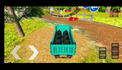 Euro Truck Simulator 2020 - Cargo Truck Driver _ Android Gameplay