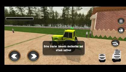 Farm Truck Driving School 2018_ Big Farming Games _ Android Gameplay