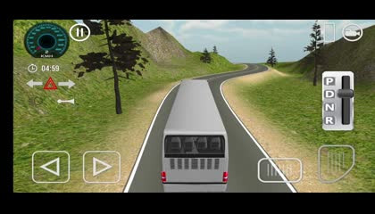 Mountain Bus Simulator 2020 - Free Bus Games _ Android Gameplay