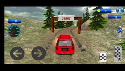 Mountain Prado Driving 2020 _ Real Car Games _ Android Gameplay
