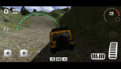 Offroad Car Simulator _ Android Gameplay