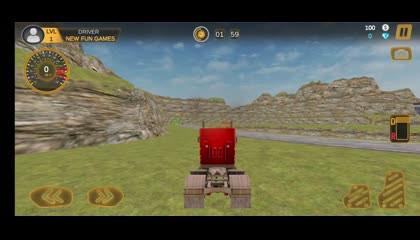 Heavy Truck Simulator USA_ Euro Truck Driving 2021 _ Android Gameplay
