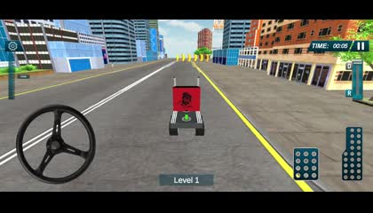 Indian Cargo Truck Driver 3D_ Truck Parking 3D _ Android Gameplay