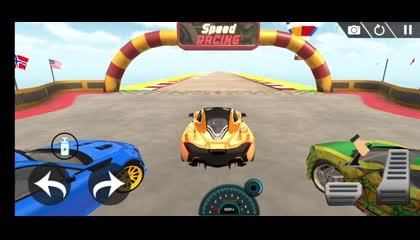 Mega Ramp Car Racing 2021_ Offline Games 2021 New _ Android Gameplay