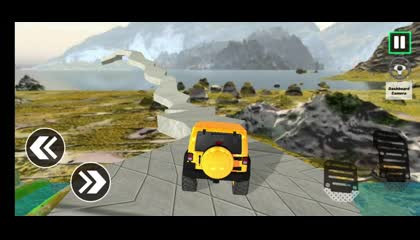 Offroad Driving Simulator 4x4 _ Jeep Mudding _ Android Gameplay