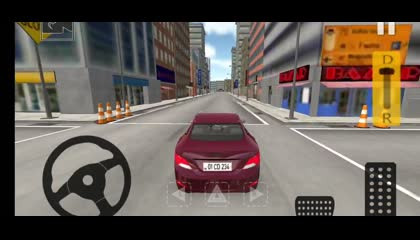 Popular Car Driving _ Android Gameplay