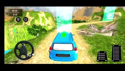 Prado Jeep Simulator_ Offroad Prado Jeep Drive _ Android Gameplay