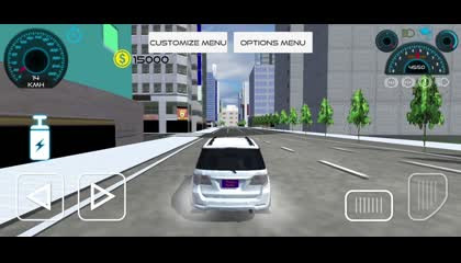 Fortuner Car City Game 2021 _ Android Gameplay