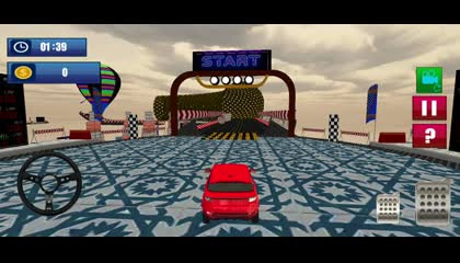 Mega Ramp Car Stunts 2020 - New Car Racing Games _ Android Gameplay