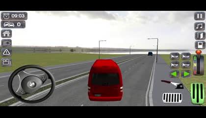 Minibus Drift & Driver Simulator 2021 _ Android Gameplay
