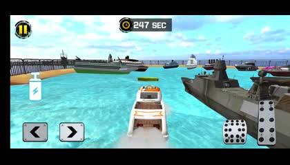 Ship Mega Ramp Racing _ Android Gameplay