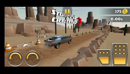 Stunt Car Challenge 3 _ Android Gameplay