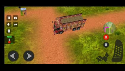 Truck Simulator Cargo Transport Driver 3d _ Indian _ Android Gameplay