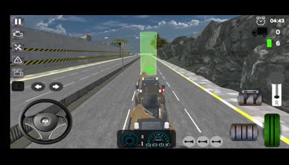 Truck Transport Simulator 2021 _ Android Gameplay