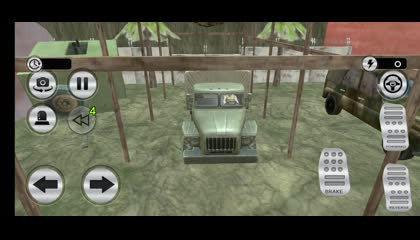 UK Army Truck Driving Simulator _ Android Gameplay