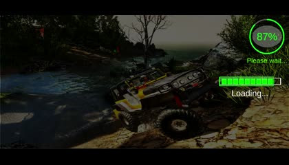 4x4 Turbo Jeep Racing Mania   4x4 Turbo Jeep Racing Mania Game  Android Gameplay