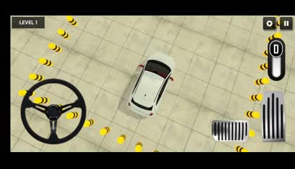Advance Car Parking Game Car Driver Simulator  Android Gameplay