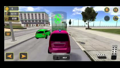 Wagon R_ Extreme Fast Mini Car _ Android Gameplay
