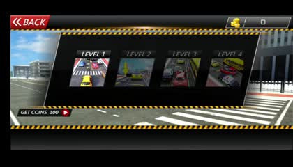 Advance Multi Level Crazy Car Parking  Driving  Android Gameplay