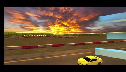 Airborne Real Car Racing  Free Games 2021  Android Gameplay