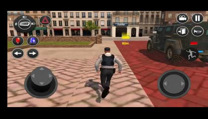 American Police Car Driving Offline Games No Wifi  Android Gameplay