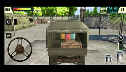 Army Truck Driver  Offroad  Android Gameplay