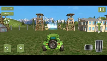 Army Truck Driving Game 2021 Cargo Truck 3D  Android Gameplay