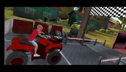 ATV Quad Bike Race Offroad Bike Simulator Game  Total Amazing Game  Android Game