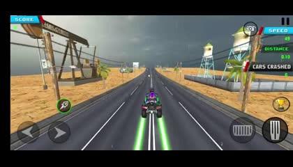 ATV Quad Bike Racing Game 2020 Bike Shooting Games  Android Gameplay