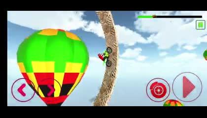 Bike Stunt Games  Bike Racing Games MotorCycle 3d  Android Gameplay