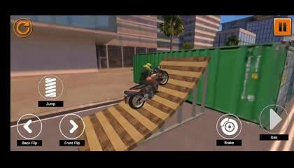 Bike Stunts Race 2021 Free Moto Bike Racing Games  Android Gameplay