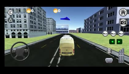 Bus Game Simulator Driving  Android Gameplay