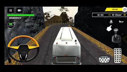 Bus Simulator Free  Bus Simulator Free Game  Android Gameplay