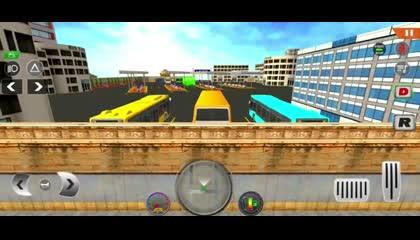 Bus Simulator India Public Transport  Coach  Android Gameplay