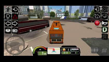 Bus Simulator Original  Android Gameplay