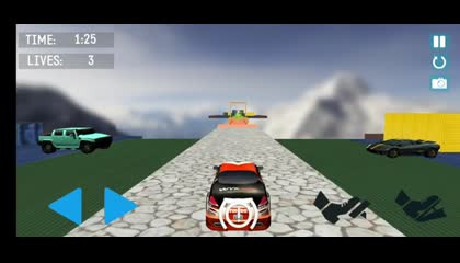 Car Driving On Impossible Tracks  Free Games  Android Gameplay