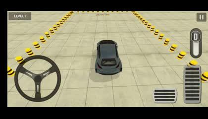 Car Driving Simulator 2020 Modern Car Parking 3d  Android Gameplay