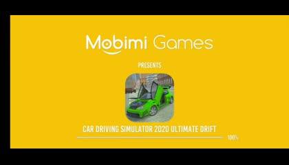 Car Driving Simulator 2020 Ultimate Drift  Android Gameplay