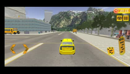 Car Games Taxi GameTaxi Simulator 2020 New Games  Android Gameplay