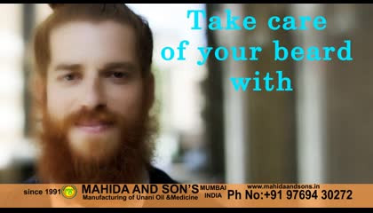 TAKE CARE OF YOUR BEARD WITH ASEER HAIR GAIN TONIC.