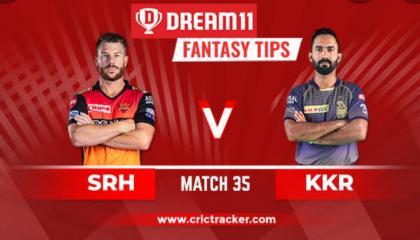 KKR VS SRH DREAM11 TEAM PREDICTION,  KUMAR SHAILENDRA OFFICIAL