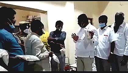Maha Suddi Tv, ಡಿ ಕೆ ಸುರೇಶ
