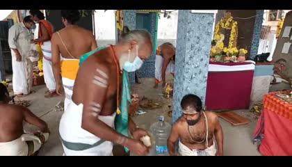 madipakkam puzhithivakkam lake pilliayar kumbabhishegam 3,  &4 9 21