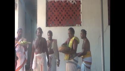 tindivanam vasanthapuram periyava patasalai chandi homam 14 10 21   part 1