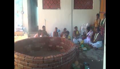 tindivanam vasanthapuram periyava patasalai chandi homam 14 10 21   part 2