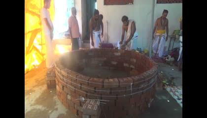 tindivanam vasanthapuram periyava patasalai chandi homam 14 10 21   part 4