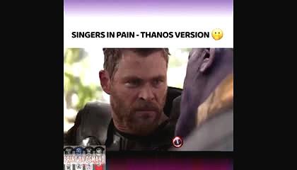 Deleted scenes from Avenger infinity war