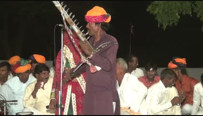 Shishpal ji bhopa and party ratangarh
